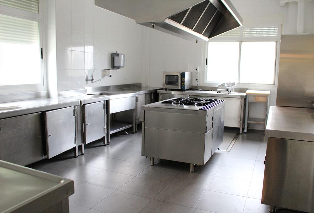 instalaciones COCINA Trilema Zamora cocina